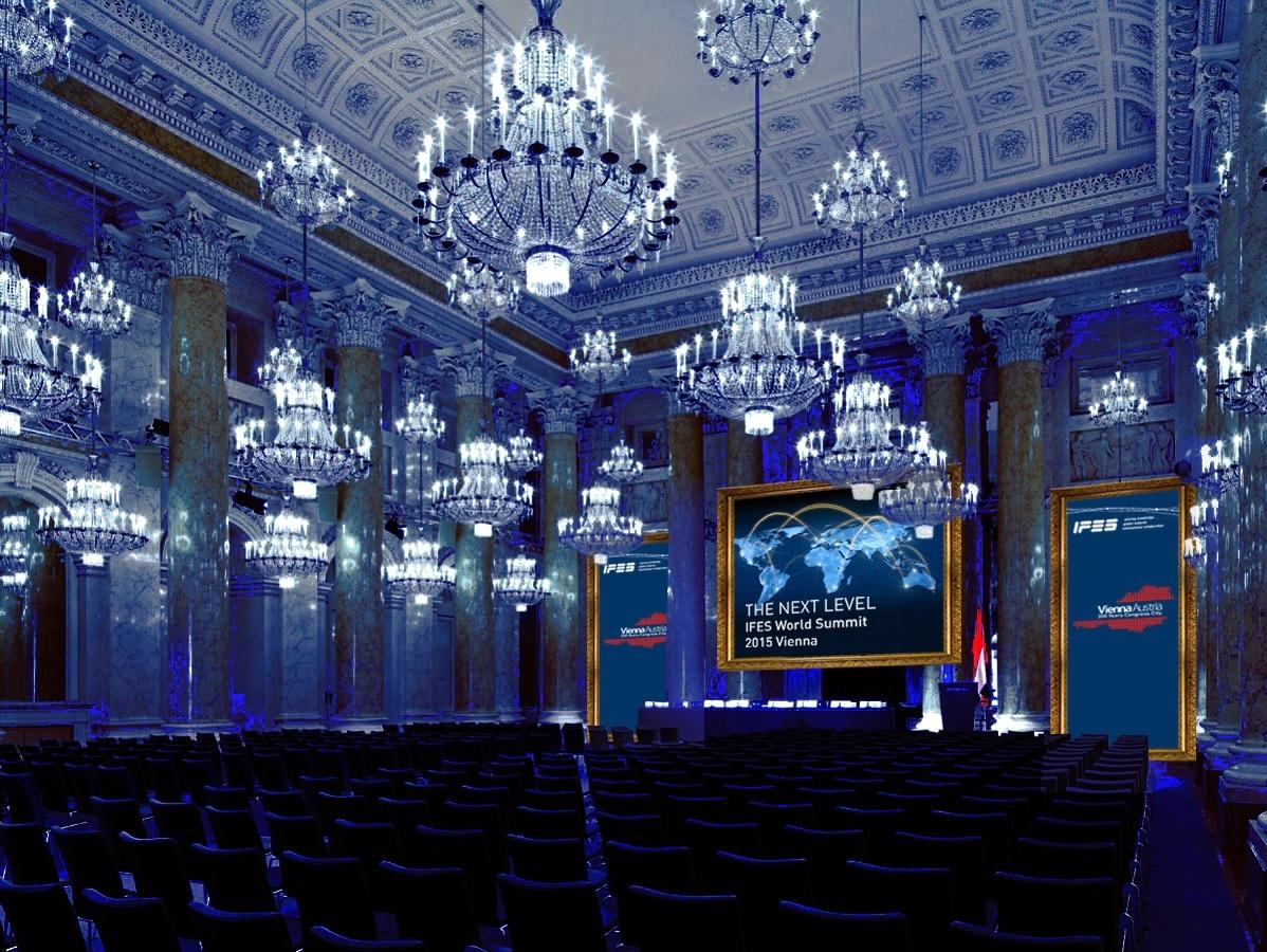 THE NEXT LEVEL - Sharing Business, IFES World Summit 2015 - 2