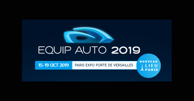 Equip Auto 2019 Paris