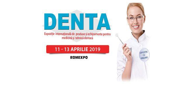 DENTA 2019 Bucuresti primavara standuri personalizate