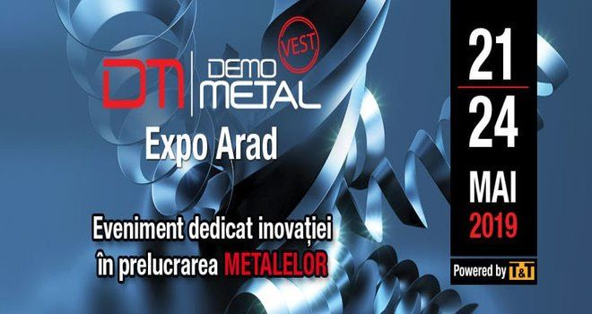 Demo Metal Vest 2019 Arad standuri expozitionale