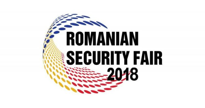 Romanian Security Fair 2018 Bucharest exhibition stand builder