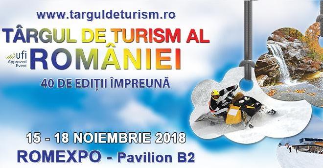 targul de turism al romaniei 2018 standuri expozitionale personalizate