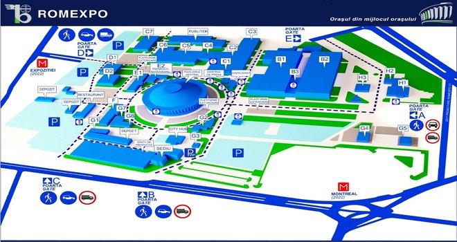 Romanian Tourism Fair - Spring Edition